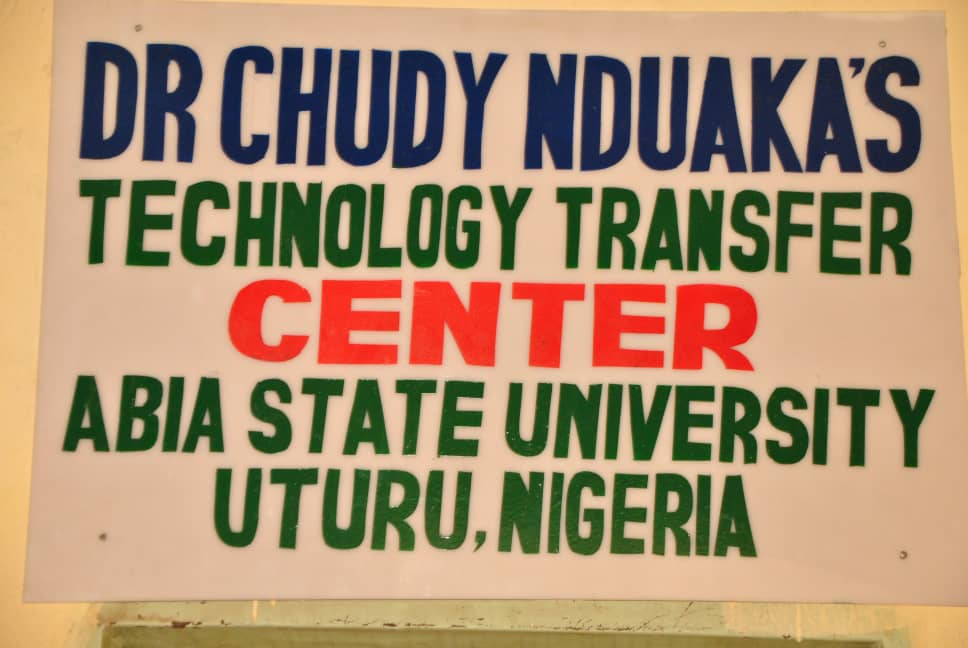 Vice-Chancellor Commissions ABSU Technology Transfer Center